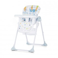 Chipolino Maxi Baby High Chair sky
