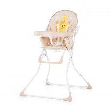 Chipolino Teddy Baby High Chair beige
