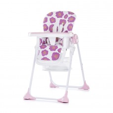 Chipolino Maxi Baby High Chair flowers