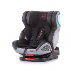Chipolino Car seat groups 0+,1,2,3 360 Evolute Isofix, carbon