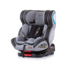 Chipolino Car seat groups 0+,1,2,3 360 Evolute Isofix, mist