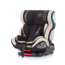 Chipolino Car seat groups 0+,1,2,3 360 Evolute Isofix, vanilla