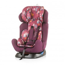 Chipolino Car seat groups 0+,1,2,3 Girl