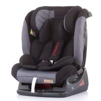 Chipolino Car seat groups 0+,1,2,3 Paseo, asphalt