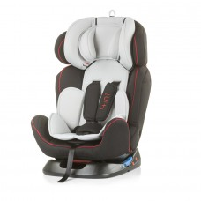Chipolino Car seat groups 0+,1,2,3 Grey