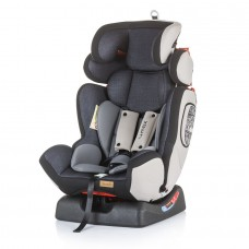 Chipolino Car seat groups 0+,1,2,3 4Max granite grey