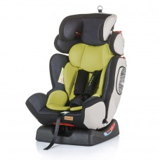 Chipolino Car seat groups 0+,1,2,3 4Max lime