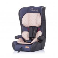 Chipolino Car seat Camino, 9-36 kg mocca