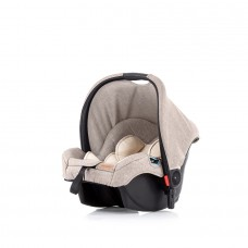 Chipolino Car seat with adaptor Avia mocca linen
