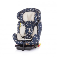 Chipolino Car seat groups 0+,1,2,3 Campo Isofix dots beige