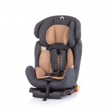 Chipolino Car seat groups 0+,1,2,3 Campo Isofix frappe