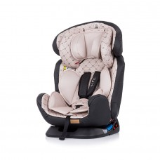 Chipolino Car seat groups 0+,1,2,3 4 in 1 mocca