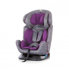 Chipolino Car seat groups 0+,1,2,3 amethyst