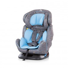 Chipolino Car seat groups 0+,1,2,3 sky blue