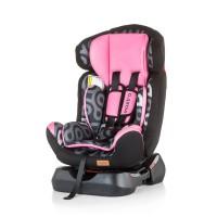 Chipolino Car seat Maxtro rose pink - 0, I, II Groups