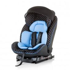 "Chipolino Car seat Isofix 0-25 kg ""Mondo"" sky blue"