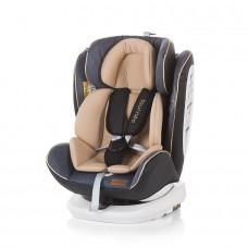 Chipolino Car seat groups 0+,1,2,3 Tourneo Isofix beige