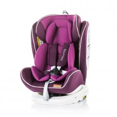 Chipolino Car seat groups 0+,1,2,3 Tourneo Isofix Purple