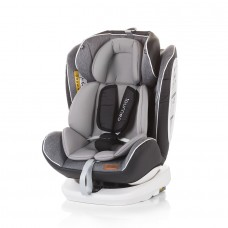 Chipolino Car seat groups 0+,1,2,3 Tourneo Isofix ash