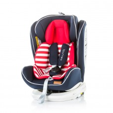 Chipolino Car seat groups 0+,1,2,3 Tourneo Isofix  stripes