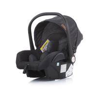 Chipolino Car seat Estelle 0-13 kg with adapter, asphalt