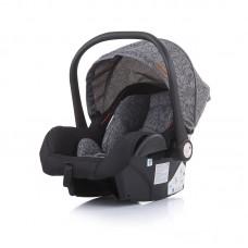 Chipolino Бебешко столче за кола Естел 0-13 кг. с адаптери, сива мъгла