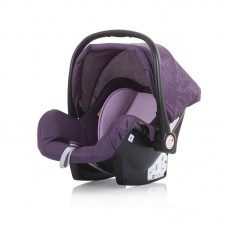 Chipolino Car seat Havana 0-13 kg with adapter, dhalia