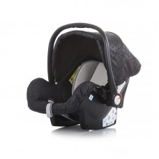 Chipolino Car seat Havana 0-13 kg with adapter, carbon