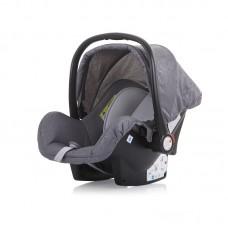 Chipolino Бебешко столче за кола Хавана 0-13 кг. с адаптери, сива мъгла