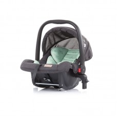 Chipolino Car seat Adora 0-13 kg with adapter, mint