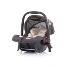 Chipolino Car seat Adora 0-13 kg with adapter, vanilla