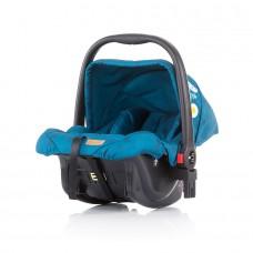 Chipolino Car seat with adaptor Milo ocean