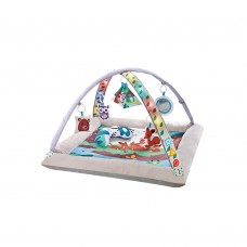 Chipolino Musical activity play mat with lights Forest spring
