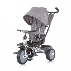 Chipolino Tricycle 360 with canopy Largo graphite