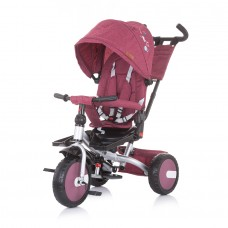 Chipolino Tricycle 360 with canopy Largo orchid