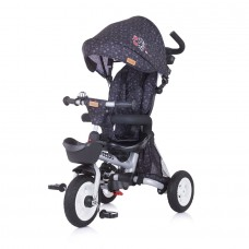 Chipolino Tricycle 360 with canopy Vector onyx