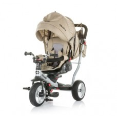 Chipolino Tricycle with canopy Nextro frappe