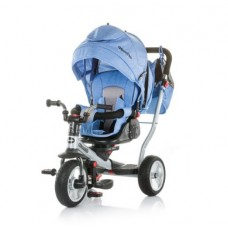 Chipolino Tricycle with canopy Nextro blue