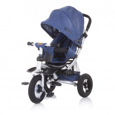 Chipolino Tricycle with canopy Bolide navy