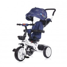 Chipolino Tricycle with canopy Carretera navy