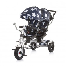 Chipolino Tricycle for twins Tandem stars