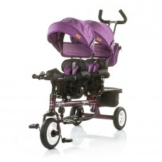 Chipolino Tricycle for twins Apollo