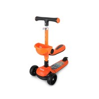 Chipolino Scooter with music Neo Rider, orange