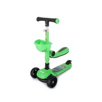 Chipolino Scooter with music Neo Rider, green