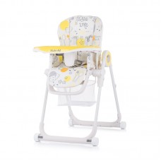 Chipolino High chair Master Chef, citrus