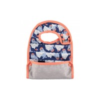 Close Parent Reversible Bib 6m+ Walrus