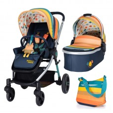 Cosatto Wowee 2 in 1 Baby stroller, Goody Gumdrops