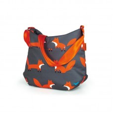 Cosatto Wow Change Bag Charcoal Mister Fox