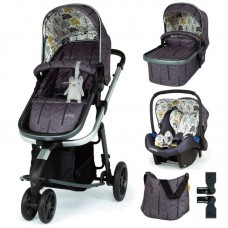Cosatto Giggle 3 Baby stroller 3 in 1 Fika Forest