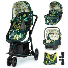 Cosatto Giggle 3 Baby stroller 3 in 1 Into The Wild